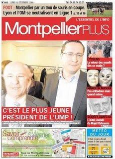 Arnaud Julien UMP Montpellier plus