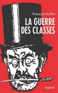 La couverture de la guerre des classes de François Ruffin