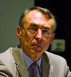 Claude Baland, préfet de la région Languedoc-Roussillon, préfet de l'Hérault en juin 2009 à Montpellier (photo : Mj)