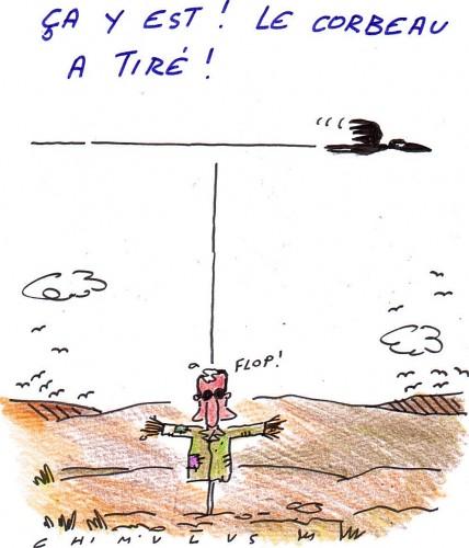 Naufrage journalistique avec le corbeau montpellier journal - Journal de montpellier ...