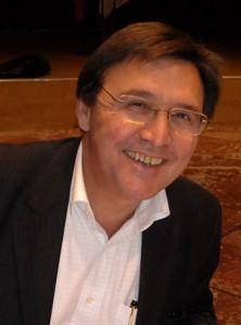 Jacques Domergue en conseil municipal du 22 décembre 2009 (photo : Mj)