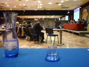 En conseil municipal de Montpellier du 9 novembre 2009 (photo : Mj)