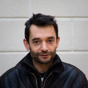 Jacques-Olivier Teyssier, février 2009 (photo : Xavier Malafosse)