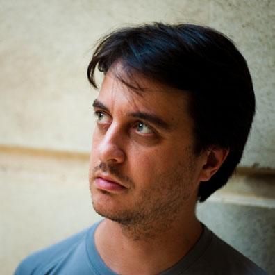 Nicolas Harter le 13 septembre 2009 (photo : Xavier Malafosse)