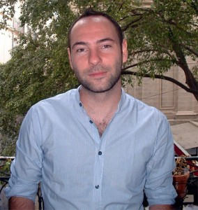 Olivier Esteban en septembre 2008