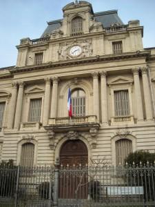 La préfecture de Montpellier (photo : Mj)