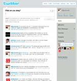Twitter ça ressemble à ça