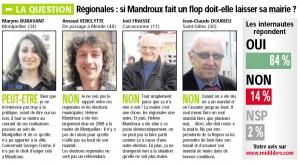 Dans Midi Libre du 24 février 2010