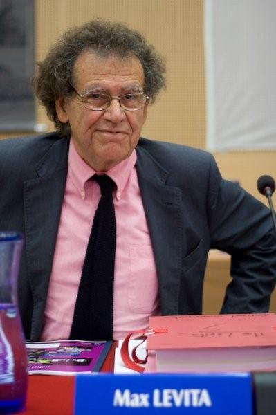 Max Lévita, président du groupe socialiste au conseil municipal de Montpellier le 22 juin 2009 (photo : Xavier Malafosse)