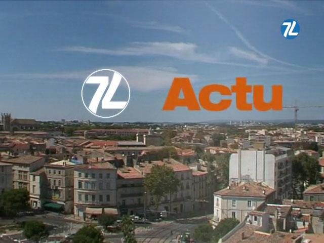 Générique du journal de 7L TV Montpellier