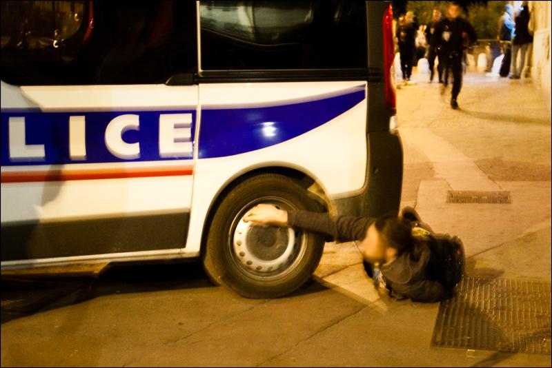 Lors de la fête de la musique 2010 à Montpellier (photo : Xavier Malafosse)