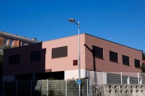 Le bâtiment du siège de la fédération socialiste de l'Hérault à Montpellier le 4 décembre 2010 (Photo : J.-O. T.)