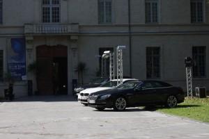 Devant le musée Fabre de Montpellier le 22 septembre 2011 (photo : J.-O. T.)
