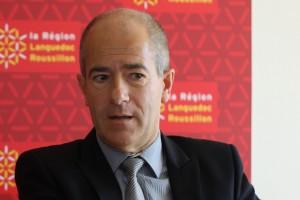 Christian Bourquin, président de la région Languedoc-Roussillon, le 25 mai 2011 (photo : J.-O. T.)