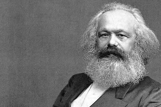 Karl Marx en 1875 (photo : domaine public. Source : International institutre of social history, Amsterdam via Wikipedia)