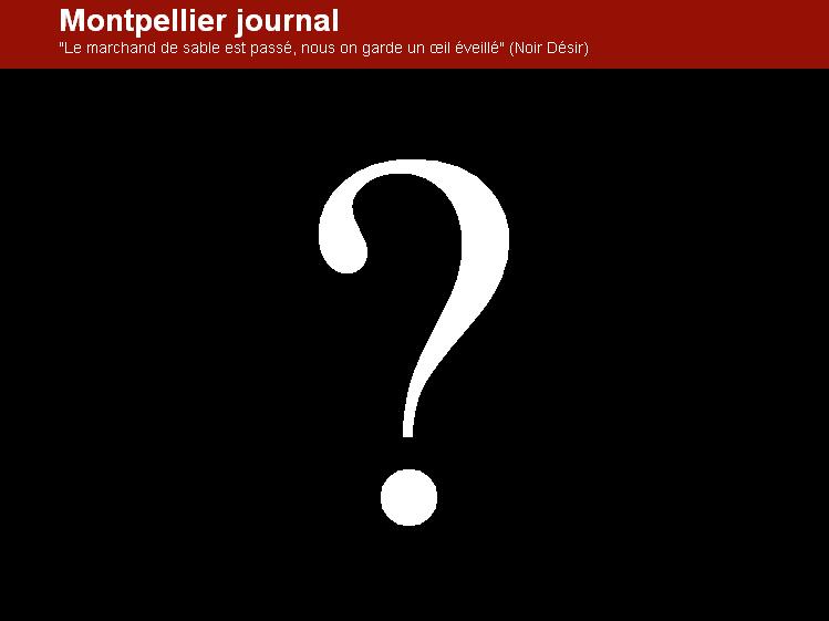 Bientôt un nouveau Montpellier journal