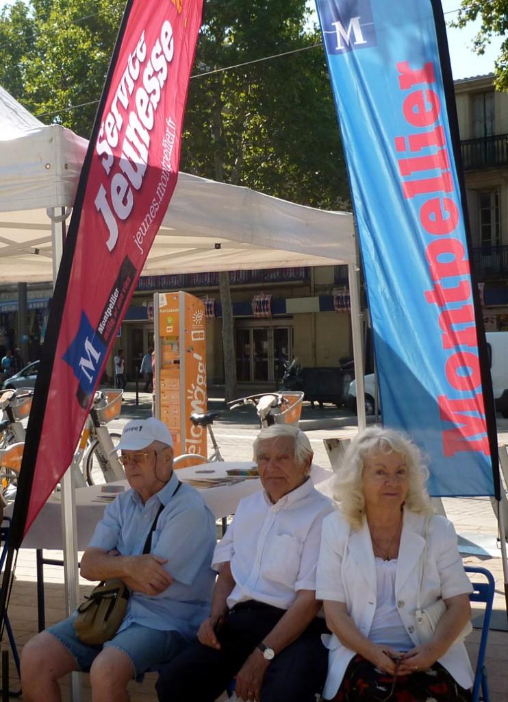 Sur le Plan Cabanes à Montpellier le 15 septembre 2012 (photo : J.-O. T.)