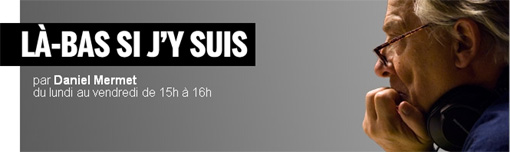 Là-bas si j'y suis, France Inter (copie d'écran du site)