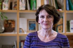 Anne-Yvonne Le Dain, députée et vice-présidente PS de la région Languedoc-Roussillon le 19 novembre 2012 (photo : Xavier Malafosse)