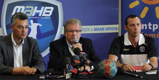 Rémy Lévy, Jean-Pierre Moure et Patrice Canayer le 2 octobre 2012 (photo : J.-O. T.)