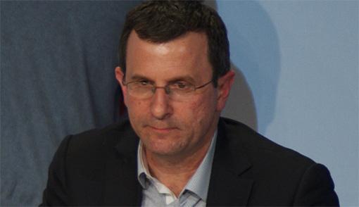 Christophe Borgel, secrétaire national du PS, en charge des élections (photo : Clément Bucco-Lechat, licence Creative commons)