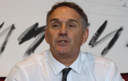 Patrick Vignal, député PS de l'Hérault, le 29 novembre 2012 (photo : J.-O. T.)
