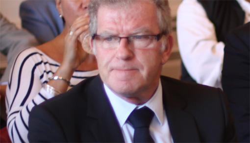 Jean-Pierre Moure le 6 septembre 2013 (photo : J.-O. T.)