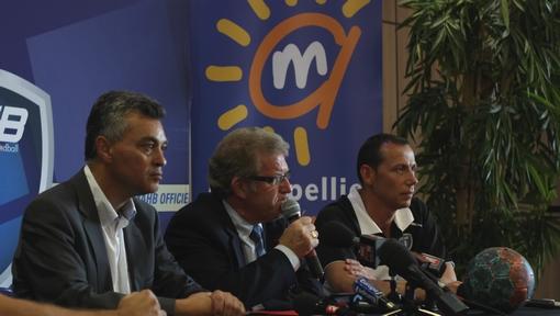 Sombre avenir pour Rémy Lévy, Jean-Pierre Moure et Patrice Canayer le 2 octobre 2012 ? (photo : J.-O. T.)