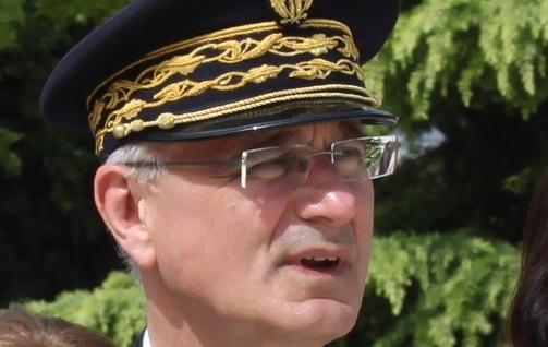 Pierre de Bousquet de Florian le 8 mai 2013 (photo : J.-O. T.)