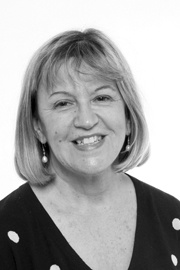 Catherine Dardé, première vice-présidente de l'agglomération de Montpellier et première adjointe du maire de Castelnau-le-Lez (photo : Montpellier agglomération)