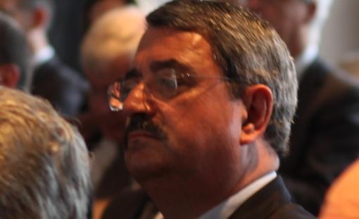 Bernard Legras, ancien procureur général à Montpellier, le 26 avril 2013 (photo : J.-O. T.)