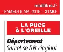 Midi Libre du 9 mai 2015
