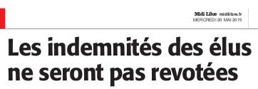 Midi Libre 20 mai 2015