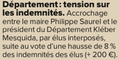 La Gazette du 21 mai 2015