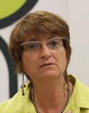 Fanny Dombre-Coste le 26 juin 2014 (photo : J.-O. T.)